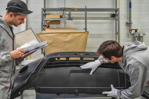 Production, conception et contrôle de la qualité du plastique